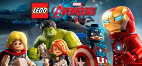 [Cover] LEGO Marvel's Avengers