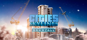 [Cover] Cities: Skylines - Snowfall