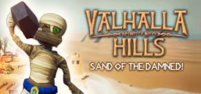 [Cover] Valhalla Hills: Sand of the Damned
