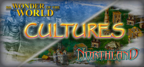 [Cover] Cultures: Northland + 8th Wonder of the World