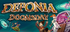 [Cover] Deponia Doomsday