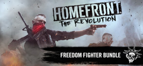 [Cover] Homefront: The Revolution - Freedom Fighter Bundle