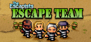 [Cover] The Escapists - Escape Team