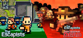 [Cover] The Escapists + The Escapists: The Walking Dead Deluxe