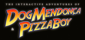[Cover] The Interactive Adventures of Dog Mendonça & Pizzaboy