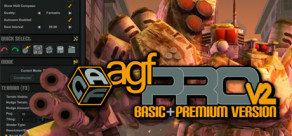 [Cover] Axis Game Factory's AGFPRO + PREMIUM Bundle