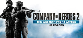 [Cover] Company of Heroes 2 - The Western Front Armies, US Forces