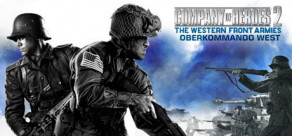 [Cover] Company of Heroes 2: The Western Front Armies, Oberkommando West