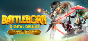 [Cover] Battleborn Digital Deluxe