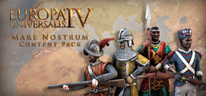 [Cover] Europa Universalis IV: Mare Nostrum Content Pack