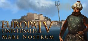 [Cover] Europa Universalis IV: Mare Nostrum