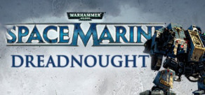 [Cover] Warhammer 40,000: Space Marine - The Dreadnought