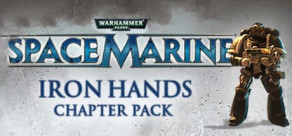 [Cover] Warhammer 40,000: Space Marine: Iron Hands Chapter Pack
