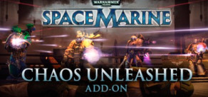 [Cover] Warhammer 40,000: Space Marine - Chaos Unleashed Map Pack