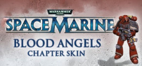 [Cover] Warhammer 40,000: Space Marine - Blood Angels Veteran Armour Set