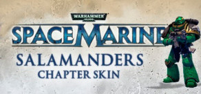 [Cover] Warhammer 40,000: Space Marine - Salamanders Veteran Armour Set