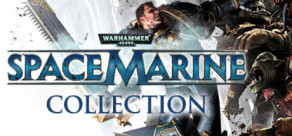 [Cover] Warhammer 40,000: Space Marine Collection