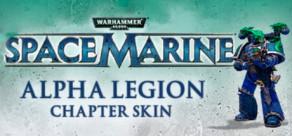 [Cover] Warhammer 40,000: Space Marine - Alpha Legion Champion Armour Set