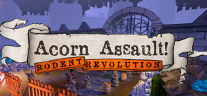 [Cover] Acorn Assault Rodent Revolution