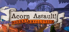 [Cover] Acorn Assault Rodent Revolution