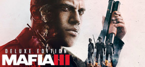 [Cover] Mafia III - Digital Deluxe Edition