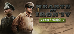 [Cover] Hearts of Iron IV: Cadet Edition
