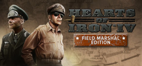 [Cover] Hearts of Iron IV: Field Marshal Edition