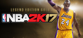 [Cover] NBA 2K17 - Legend Edition Gold