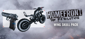 [Cover] Homefront: The Revolution - The Wing Skull Pack