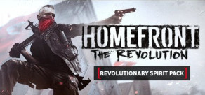 [Cover] Homefront: The Revolution - The Revolutionary Spirit Pack