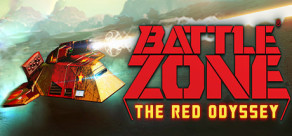 [Cover] Battlezone 98 Redux - The Red Odyssey