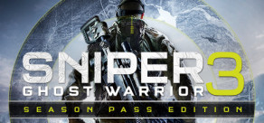 [Cover] Sniper Ghost Warrior 3 Season Pass Edition