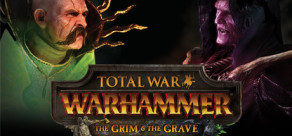 [Cover] Total War: WARHAMMER - The Grim and the Grave