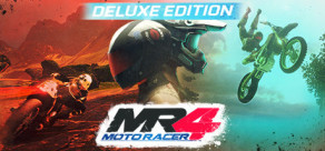 [Cover] MotoRacer 4 - Deluxe Edition
