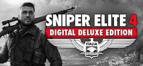 [Cover] Sniper Elite 4 - Deluxe Edition