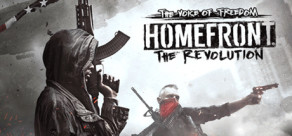 [Cover] Homefront: The Revolution - The Voice of Freedom