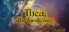 [Cover] Thea: The Awakening