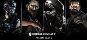 [Cover] Mortal Kombat X - Kombat Pack 2