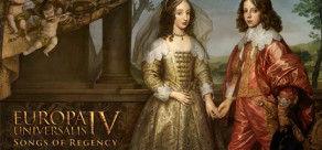 [Cover] Europa Universalis IV: Song of Regency - Music Pack