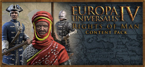 [Cover] Europa Universalis IV: Rights of Man Content Pack
