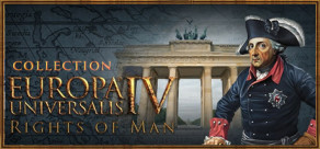 [Cover] Europa Universalis IV: Rights of Man Collection