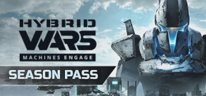 [Cover] Hybrid Wars - Season Pass