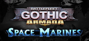 [Cover] Battlefleet Gothic: Armada - Space Marines