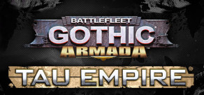 [Cover] Battlefleet Gothic: Armada - Tau Empire