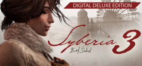 [Cover] Syberia 3 - Deluxe Edition