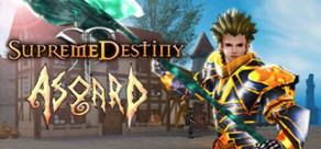 [Cover] Supreme Destiny: Asgard HD Edition