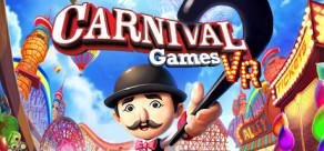 [Cover] Carnival Games - VR