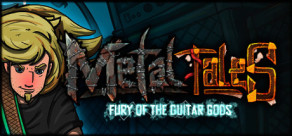[Cover] Metal Tales: Fury of the Guitar Gods