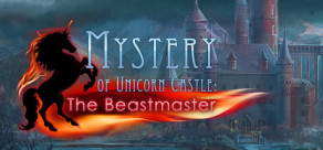 [Cover] Mystery of Unicorn Castle: The Beastmaster