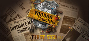 [Cover] Voodoo Chronicles: The First Sign HD - Director's Cut Edition